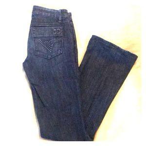 Joe's Denim Rocker Fit Flare Jeans
